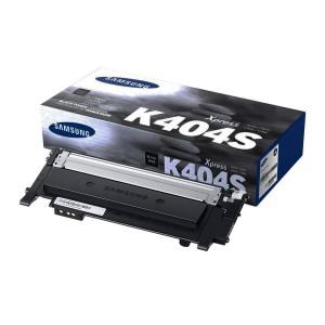 CLT-K404S лазерный картридж Samsung чёрный