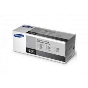 CLT-K504S лазерный картридж Samsung чёрный