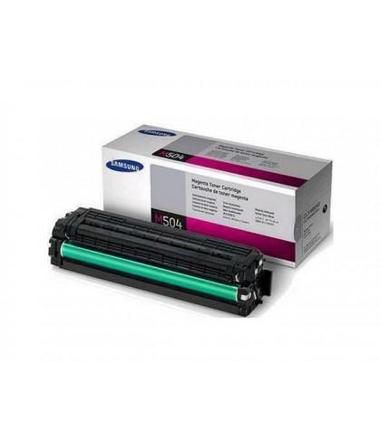CLT-M504S лазерный картридж Samsung пурпурный