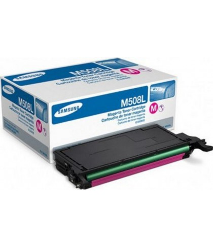 CLT-M508L лазерный картридж Samsung пурпурный