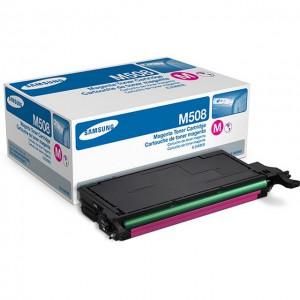 CLT-M508S лазерный картридж Samsung пурпурный