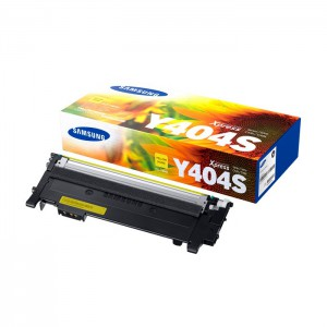 CLT-Y404S лазерный картридж Samsung жёлтый