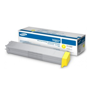 CLT-Y607S лазерный картридж Samsung жёлтый