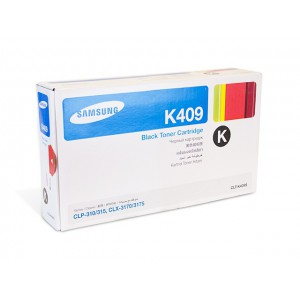 CLT-K409S лазерный картридж Samsung чёрный