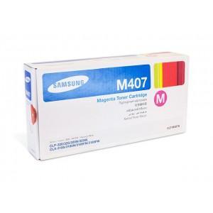 CLT-M407S лазерный картридж Samsung пурпурный