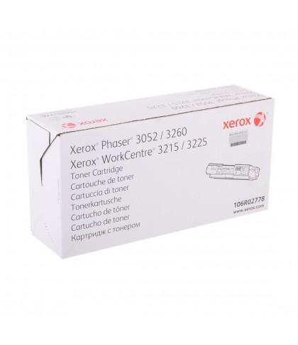 106R02778 картридж для Xerox Phaser 3052 / 3260 / WC3215 / 3225 black