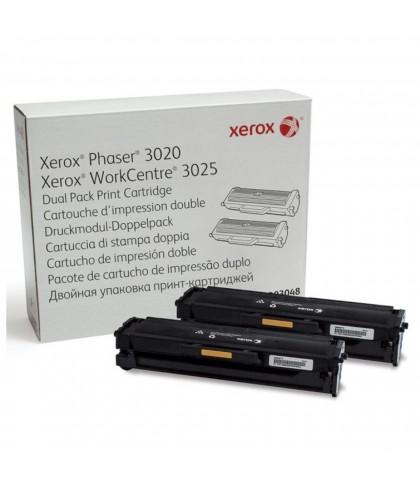 106R03048 картридж для Xerox Phaser 3020 / WC3025 black