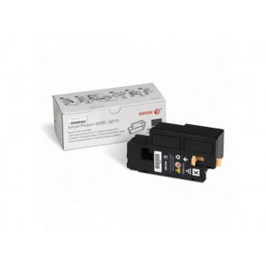 106R01634 картридж для Phaser 6000 / 6010 / WC6015 black