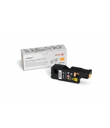 106R01633 картридж для Xerox Phaser 6000 / 6010 / WC6015 yellow