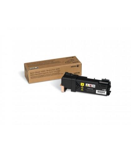 106R01603 картридж для Xerox Phaser 6500 / WC6505 yellow