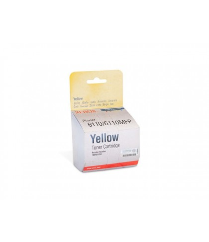 106R01204 картридж для Xerox Phaser 6110 yellow