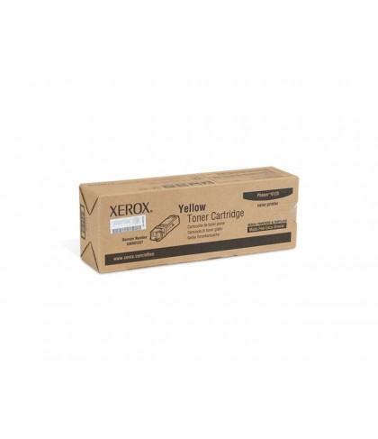 106R01337 картридж для Xerox Phaser 6125 yellow