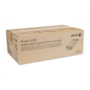 106R01402 картридж для Phaser 6280 High yellow