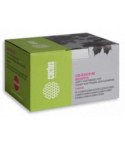CS-EXV21M совместимый картридж Cactus
