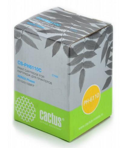 CS-PH6110C совместимый картридж Cactus