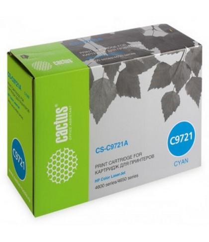 CS-C9721A совместимый картридж Cactus
