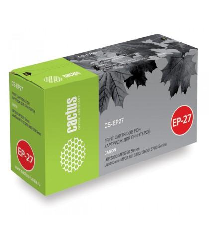 CS-EP27 совместимый картридж Cactus