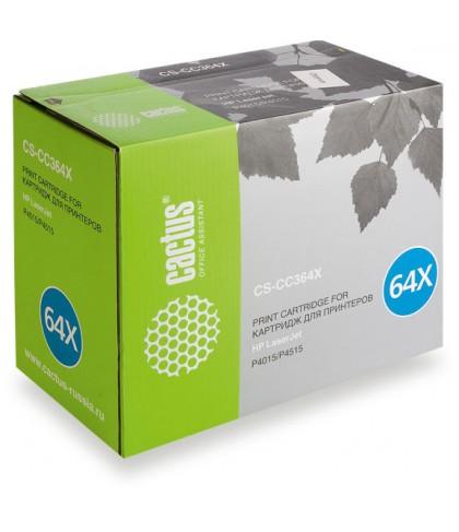 CS-CC364X совместимый картридж Cactus