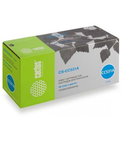 CS-CC531A совместимый картридж Cactus
