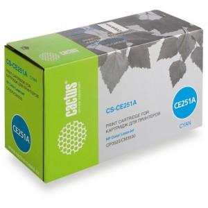 CS-CE251A совместимый картридж Cactus