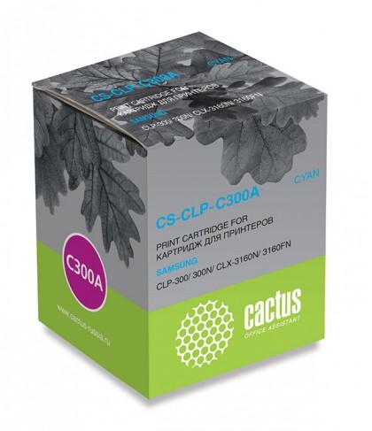 CS-CLP-C300A совместимый картридж Cactus