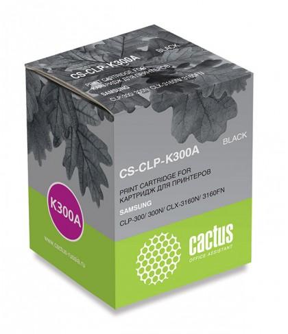 CS-CLP-K300A совместимый картридж Cactus