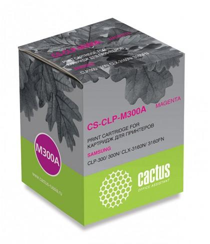 CS-CLP-M300A совместимый картридж Cactus