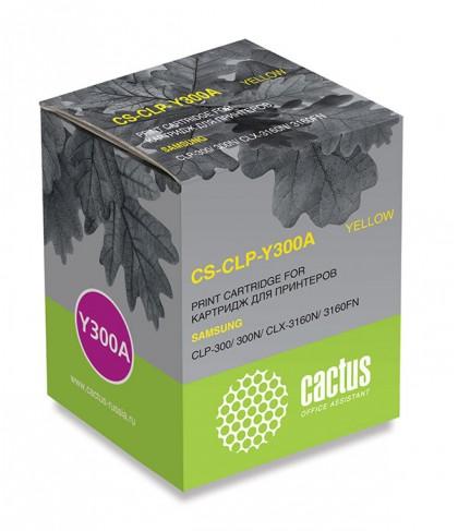 CS-CLP-Y300A совместимый картридж Cactus