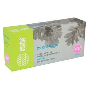 CS-CLT-C407S совместимый картридж Cactus