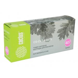 CS-CLT-K407S совместимый картридж Cactus