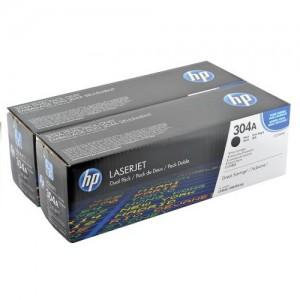 CC530AD картридж HP 304A black